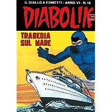 DIABOLIK (92): La maschera dell'assassino (Italian Edition)