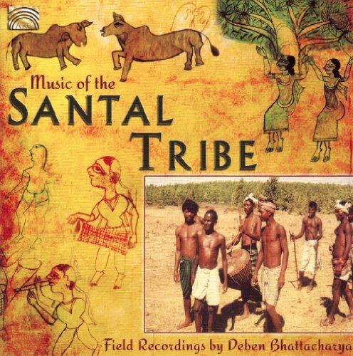 music-of-the-santal-tribe