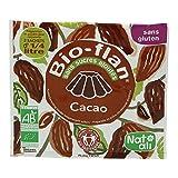 Nat-Ali Bio-Flan Cacao 11 g - Lot de 10