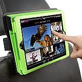 Snugg iPad KFZ Halterung, iPad Auto Halterung für Kopfstütze, ergänzt iPad Case, für das Apple iPad Air und Air 2 (alle Generationen), erfordert Case