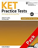 Ket Practice Tests: Practice Tests (With Key) and Audio CD Pack