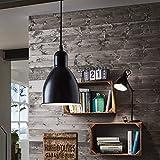 Eglo 49464–Lámpara de techo, color negro