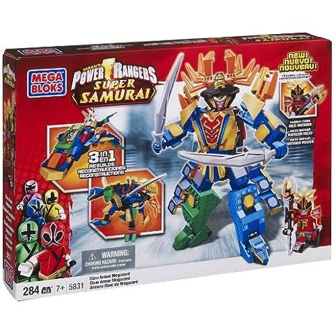 Mega Bloks 5831 Power Rangers Claw Armor Megazord