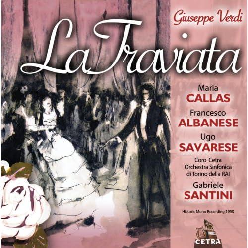 """La Traviata : Act 1 """"Ah, fors'è lui che l'anima"""" [Violetta]"""