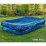 Lively Moments Pool - Abdeckung/Abdeckplane mit Gummizug/Swimming Pool ca. 310 x 187 x 20 cm