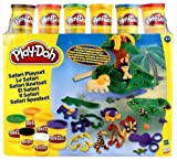 Play Doh Safari Spielset mit Knete bei 61Gh9Ng4rIL SL160