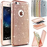 Coque iPhone 6S Plus,Coque iPhone 6 Plus,Bling Pétillant Brillant Briller...