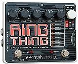 Electro Harmonix Ring Thing Modulator Pédale pour Guitare électrique Argent