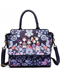 Hannea Top Handle Handbags Shoulder Bag Messenger Tote Bag Purse For Women 1b55ece9429bd