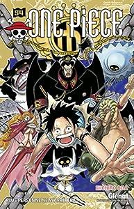 One Piece Edition originale Plus personne ne m'arrêtera