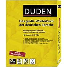 Duden - Das große Wörterbuch der deutschen Sprache (Office-Bibliothek) CD-ROM (WIN/MAC OS X/LINUX)