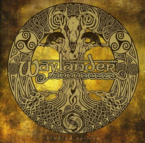 Waylander: Kindred Spirits (Audio CD)
