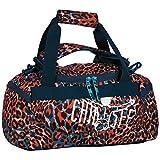 Chiemsee Sporttasche Matchbag X-Small, Mega Flow Blue, 44 x 21.5 x 22 cm, 20 Liter, 5021009