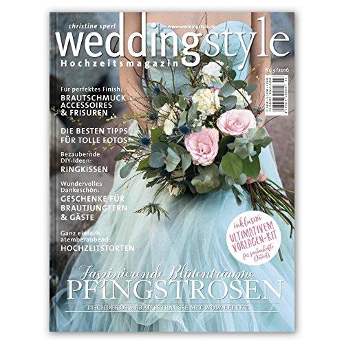 weddingstyle Hochzeitsmagazin