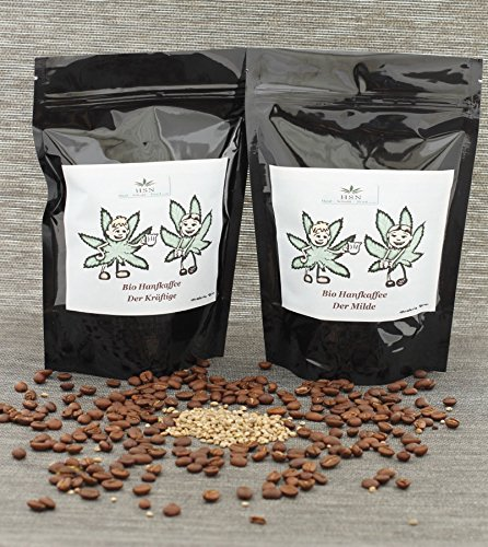 Bio Hanfkaffee faire Trade Mild - Hanf-kaffee