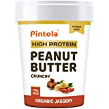 HIGH Protein Peanut Butter (JAGGERY) (Crunchy, 510g)