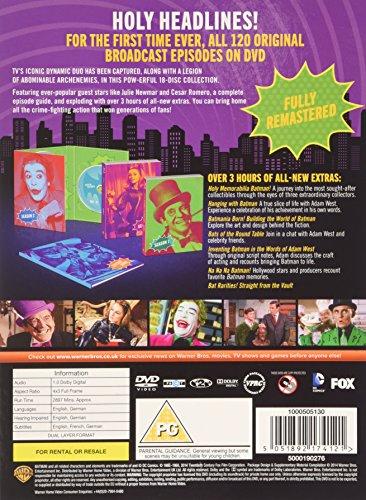 Image of Batman - Complete TV Series [DVD] [2014]