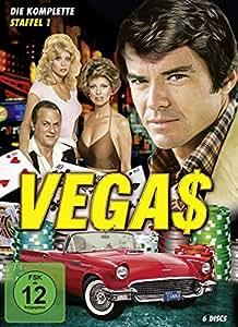 VEGA$ - Die komplette Staffel 1 (23 Folgen) (Digipack) [6 DVDs]