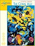 Charley Harper the Coral Reef 1000-Piece Jigsaw Puzzle Aa680 (Pomegranate Artpiece Puzzle)