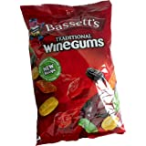Bassetts Winegums traditional Englisches Weingummi 1 KG