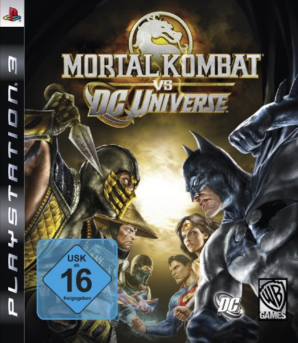 Mortal Kombat vs. DC Universe (Ps3 Kampfspiele)