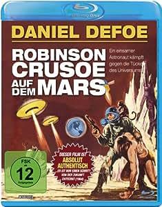 Daniel Defoe - Robinson Crusoe auf dem Mars [Blu-ray]