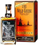 Wild Geese The Single Malt mit Geschenkverpackung  Whisky (1 x 0.7 l)