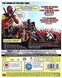 Deadpool 2 (4K Blu-ray + Blu-Ray + Digital Download] [2018] only £21.99 on Amazon
