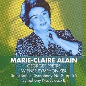 """Symphonies N° 2 & 3 """"Organ"""""""