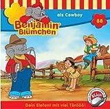 Benjamin Blümchen als Cowboy