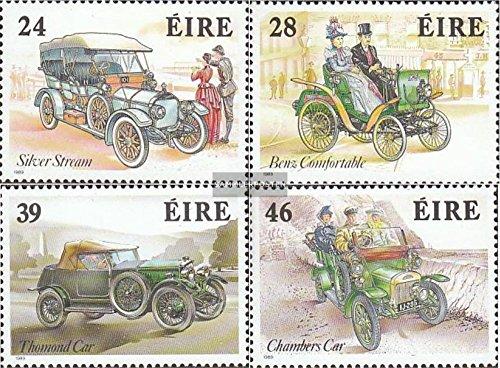 Prophila Irland 671A-674A (kompl.Ausg.) 1989 Verkehrswesen (Briefmarken für Sammler)