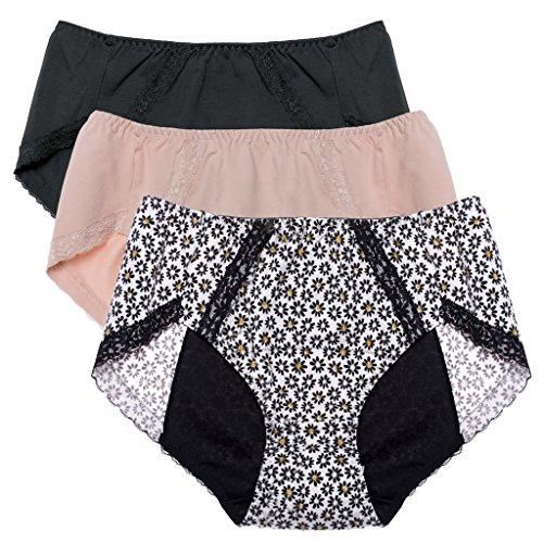 intimate-portal-women-total-leak-proof-protective-incontinence-menstrual-underwear-3-pk-black-floral