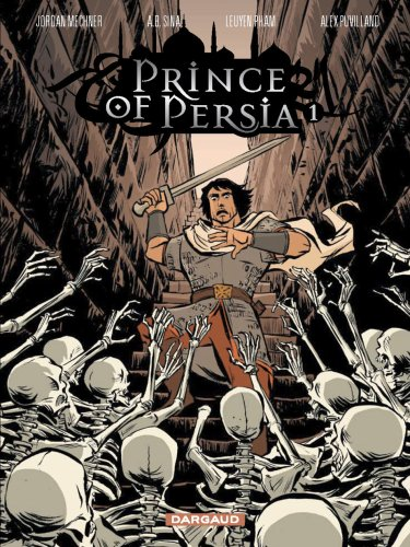 Prince of Persia, Tome 1 :