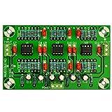 Electronics-Salon A-300 Stereo Phono RIAA Vorverstärker-Modul (für MM-Tonabnehmer)