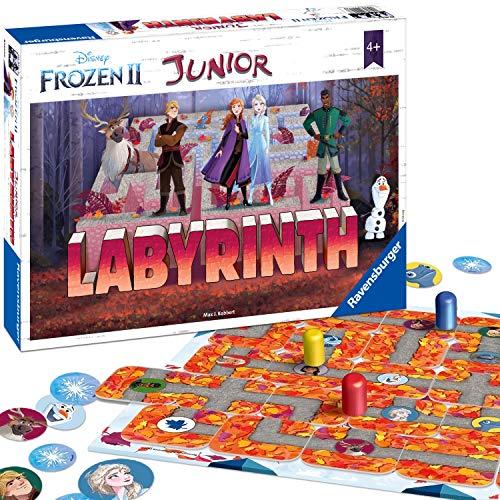 Ravensburger 20416 - Frozen 2: Junior Labyrinth