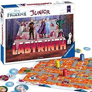 Ravensburger - Labyrinth Junior Frozen 2 (20416)