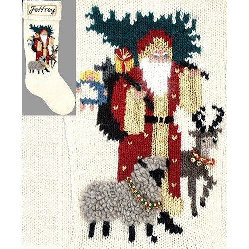 (Elegant Heirlooms Christmas Stocking Kit Salzburg Santa by Elegant Heirlooms Christmas Stockings Kits)