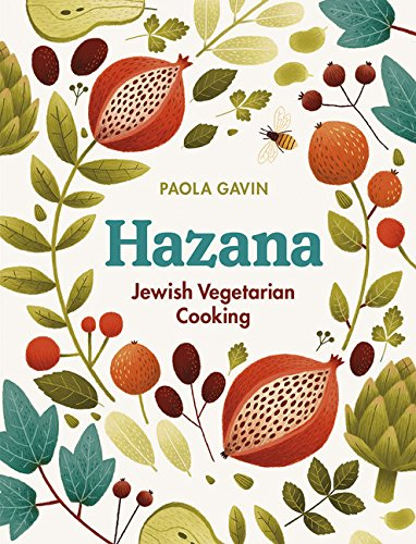Hazana: Jewish Vegetarian Cooking