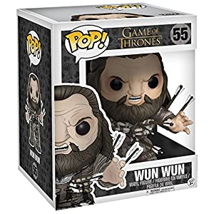 Game of Thrones Wun Wun w Arrows 6 POP Vinyl Figure