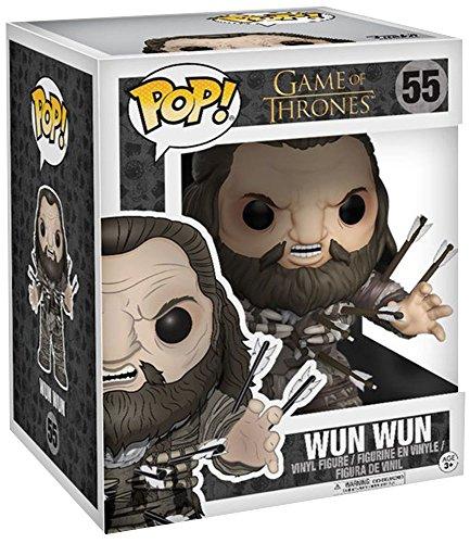 Game of Thrones Wun Wun w Arrows 6 POP Vinyl Figure