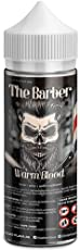The Barber Warm BloodPlus e Liquid by Kapka's Flava Nikotinfrei, 50ml