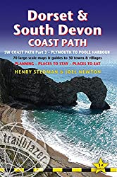 South West Coast Path: Dorset & South Devon Coast Path - Plymouth to Poole Harbour Part 3 (Trailblazer: Sw Coast Path)