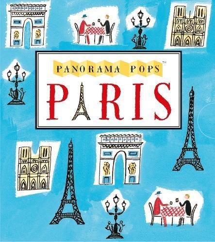 Paris: Panorama Pops por Sarah McMenemy