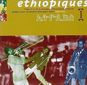 Ethiopiques (Modern Ethiopian Music 1969-75)
