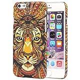 UrCover Cover Tatoo Back Case | Custodia Tribale Apple iPhone 6 / 6s | Custodia Fantasia in Silicone...