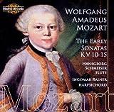 Mozart-The-Early-Sonatas,-K10-K15