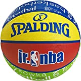 Spalding Basketball NBA Junior, 83-047Z, Orange, 5, 3001595011315