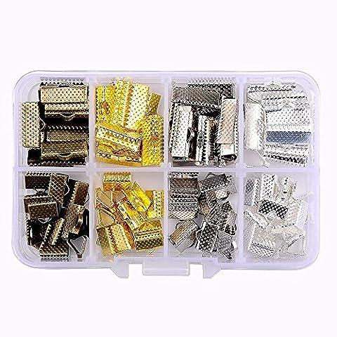 Dans une boîte (120pcs/Boîte) Kit avec couleur mixte 10mm et