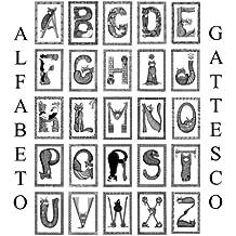 L'Alfabeto gattesco (illustrato) (Italian Edition)