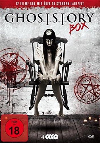 Ghoststory Box [4 DVDs] Preisvergleich